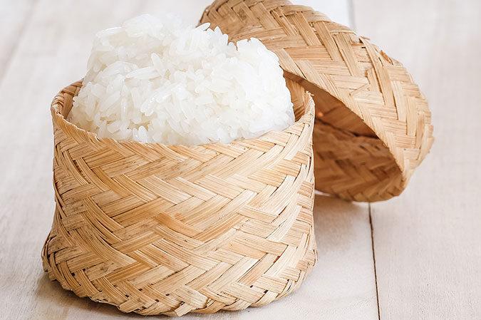 もち米|天神橋 タイ料理 ジュノー